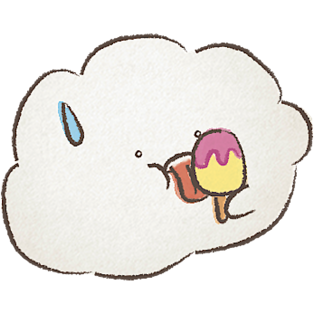 Cloudy Moods messages sticker-7