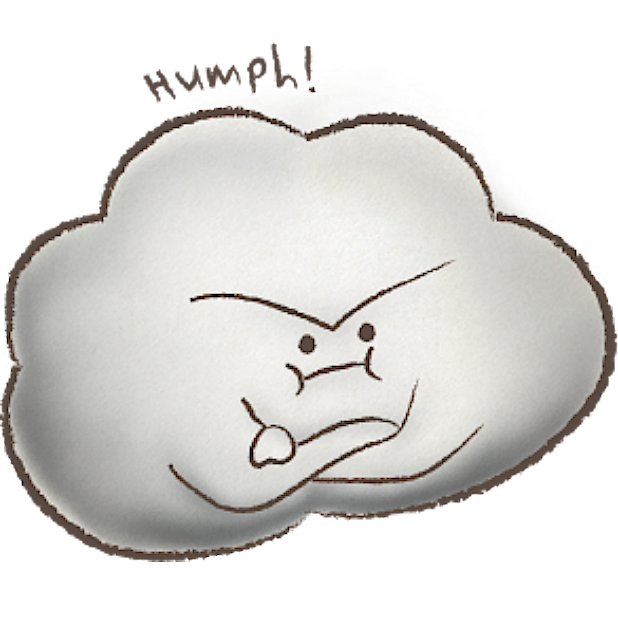Cloudy Moods messages sticker-1