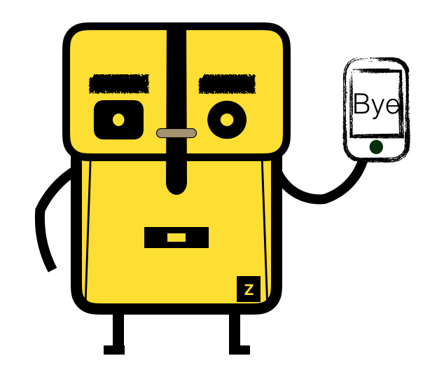 Mr.Bag messages sticker-0