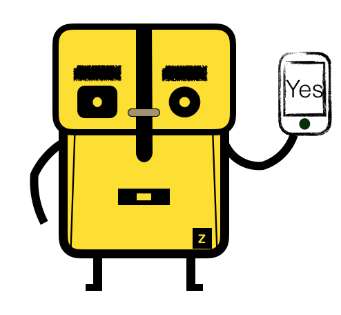 Mr.Bag messages sticker-2