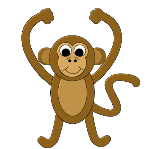 MonkeyStickerpack messages sticker-3