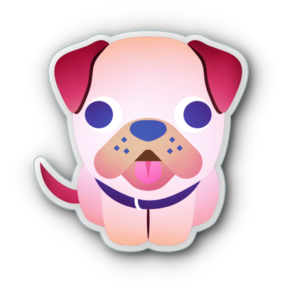 Animals Emoji • Stickers messages sticker-7