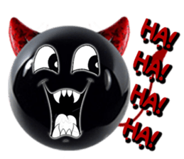 Red Devils Stickers for iMessage messages sticker-2