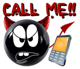 Red Devils Stickers for iMessage messages sticker-6