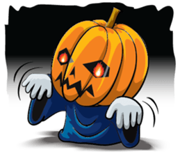 Mr. Blue Reaper for Winter messages sticker-3