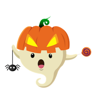 Halloween Funny - Sticker for iMessages messages sticker-10