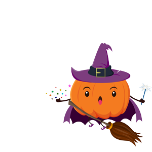 Halloween Funny - Sticker for iMessages messages sticker-6