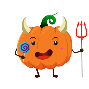 Halloween Funny - Sticker for iMessages messages sticker-2