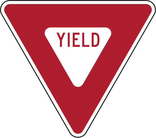 US Road Signs for iMessage messages sticker-1