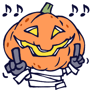 Halloween Monsters StickerPack messages sticker-6
