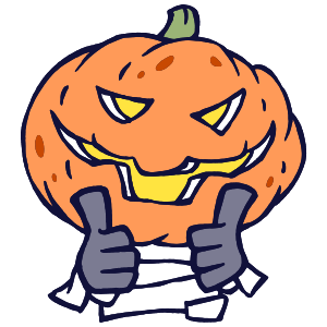 Halloween Monsters StickerPack messages sticker-7