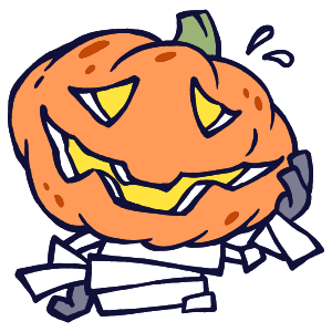 Halloween Monsters StickerPack messages sticker-4
