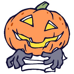 Halloween Monsters StickerPack messages sticker-2