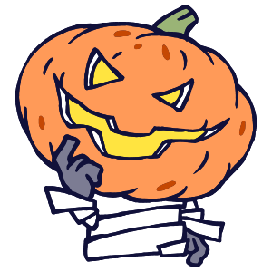 Halloween Monsters StickerPack messages sticker-9