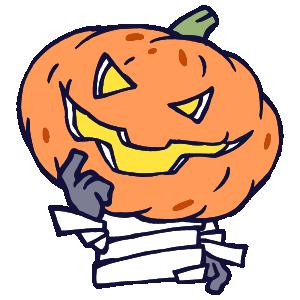 Halloween Monsters StickerPack messages sticker-9