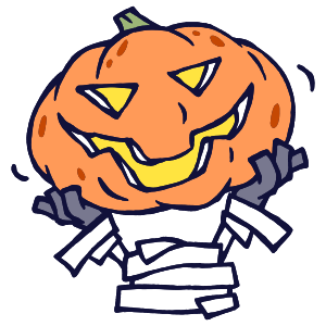 Halloween Monsters StickerPack messages sticker-5