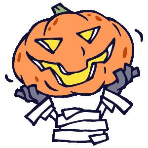 Halloween Monsters StickerPack messages sticker-5