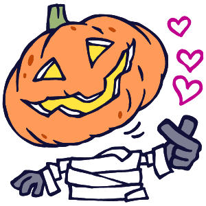 Halloween Monsters StickerPack messages sticker-8