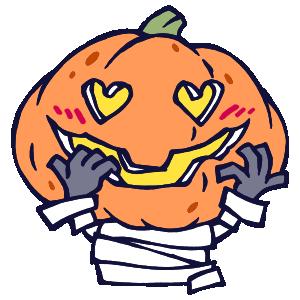 Halloween Monsters StickerPack messages sticker-3