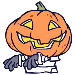 Halloween Monsters StickerPack messages sticker-0