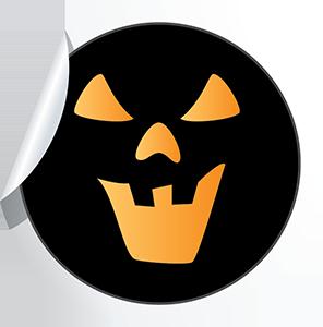 Halloween Stickies messages sticker-4