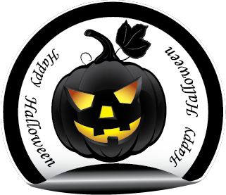 Halloween Stickies messages sticker-0