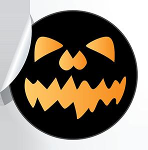 Halloween Stickies messages sticker-8