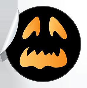 Halloween Stickies messages sticker-11