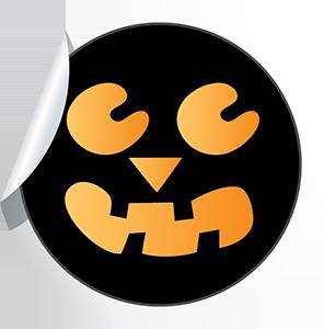 Halloween Stickies messages sticker-7