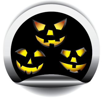 Halloween Stickies messages sticker-1