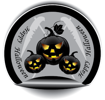 Halloween Stickies messages sticker-3
