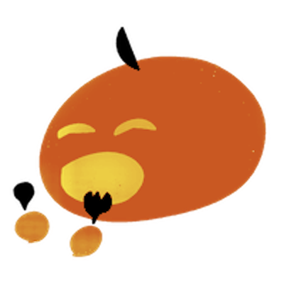 Baby Pumpkin messages sticker-9