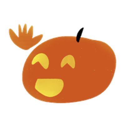 Baby Pumpkin messages sticker-0