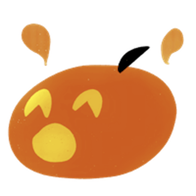 Baby Pumpkin messages sticker-11