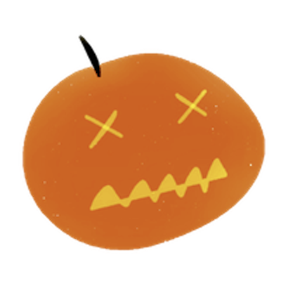 Baby Pumpkin messages sticker-2