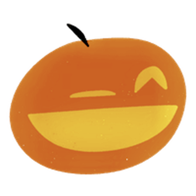 Baby Pumpkin messages sticker-8