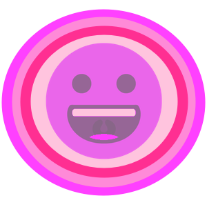 Tickled Pink! (Pinktastic Emoji Stickers) messages sticker-0