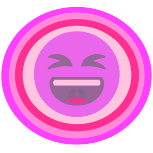 Tickled Pink! (Pinktastic Emoji Stickers) messages sticker-3