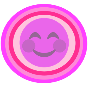 Tickled Pink! (Pinktastic Emoji Stickers) messages sticker-6