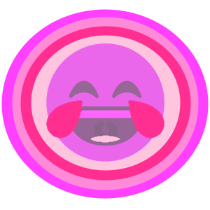 Tickled Pink! (Pinktastic Emoji Stickers) messages sticker-2