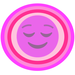 Tickled Pink! (Pinktastic Emoji Stickers) messages sticker-9