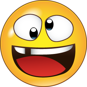 Yellow Smileys Emoticons messages sticker-3