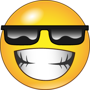 Yellow Smileys Emoticons messages sticker-8