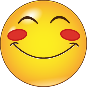 Yellow Smileys Emoticons messages sticker-5