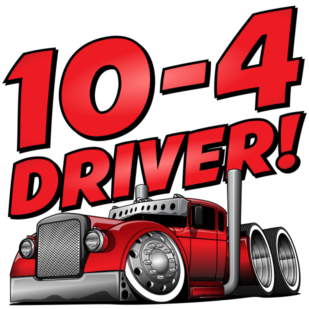 Trucker Talk messages sticker-1