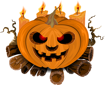 Halloween Sticker, Emoji - Fv Pack 04 messages sticker-8