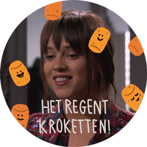 Thuis stickers messages sticker-5