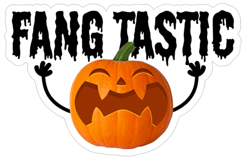 Crazy Pumpkin - Halloween Stickers for iMessage messages sticker-0