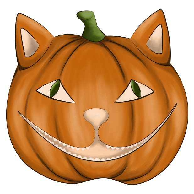 Halloween Pumpkin Original messages sticker-9