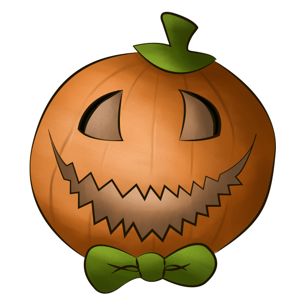 Halloween Pumpkin Original messages sticker-5